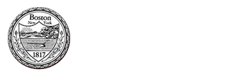 Town of Boston Logo